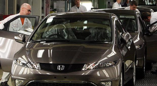 Around 500 new workers have been recruited this year as part of the Honda expansion plans
