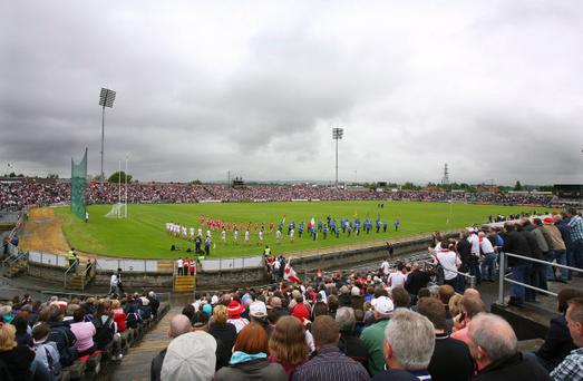 'The fact that the premier Gaelic ground in Ulster is called Casement Park is an example of how this is not a new phenomenon'