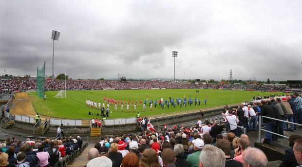 Big plans: Casement Park