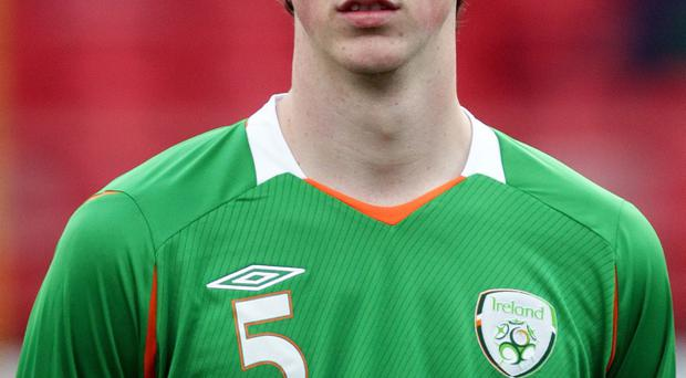 Shane McEleney is looking forward to pusuing his international career with Northern Ireland