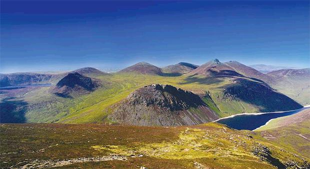 Rescue mission was launched in the Mourne mountains in Co Down after teenagers got into difficulty