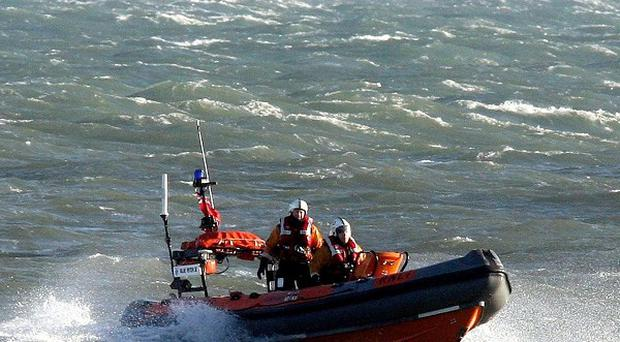 The search has resumed for a diver who went missing near a shipwreck off the south-west coast