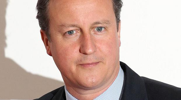Prime Minister David Cameron said burglars are not brave but 'cowards'