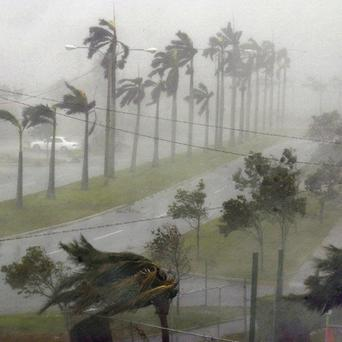Bermuda is bracing for the approach of Hurricane Leslie(AP)