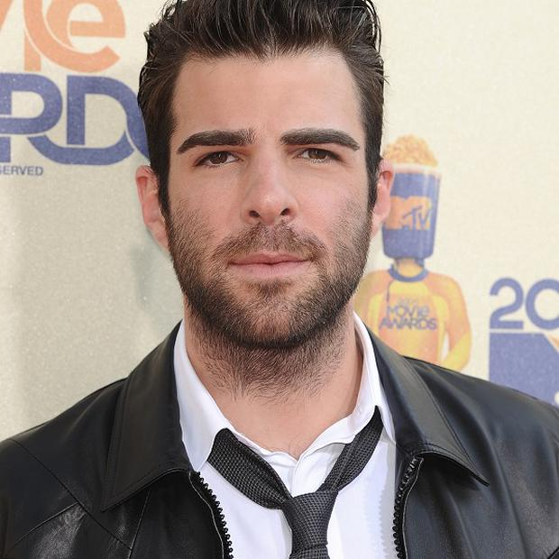 Zachary Quinto says the Star Trek sequel will be bolder than the first film