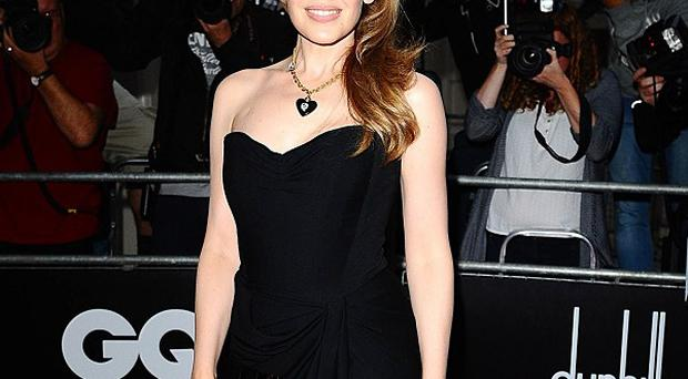 Kylie Minogue has reworked hits from her 25-year career