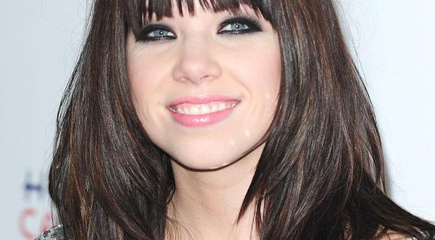 Carly Rae Jepsen's Call Me Maybe has been named song of the summer in the US