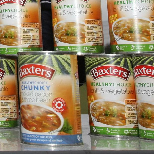 Baxters is collaborating in a study to explore soup as a potential solution to childhood asthma