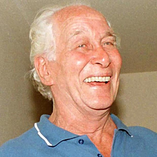 Great Train Robber Ronnie Biggs, pictured in 1998, has spoken about the love of his life as part of a new TV series