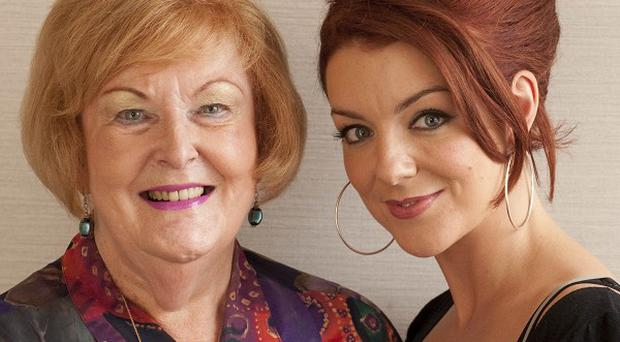 Sheridan Smith plays Charmian Brent, the ex-wife of notorious criminal Ronnie Biggs in Mrs Biggs