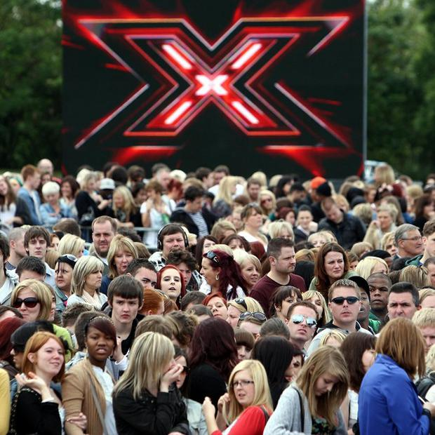 The X Factor's ratings plunge is continuing with a new low for this series