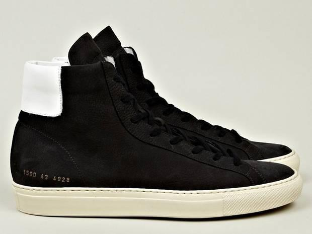 Oki-ni.com Oki-ni.com (Common Projects high tops, £295) For those in the know, Oki-ni is the shopping destination of choice for something a little bit different. Alongside its selection of pieces from established menswear designers you'll find a host of inspiring new names.