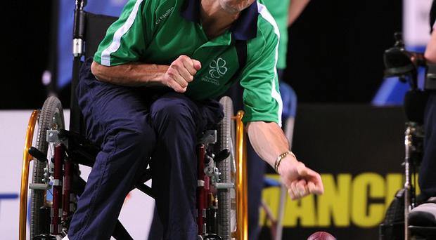 Gabriel Shelly will carry the flag for Ireland in the Paralympic Games closing ceremony