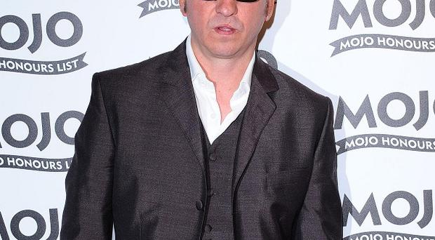 Richard Hawley has been inspired to write music after taking his dog for a walk