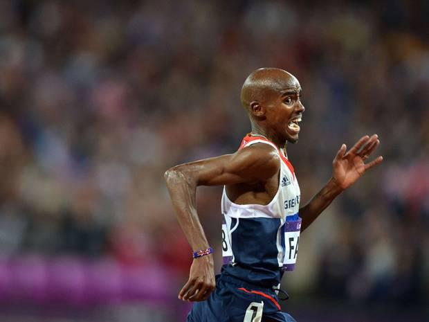 Mo running Mo Gold Watching Mo Farah romp to gold twice was easily one of the finest moments of the Olympics. Farah's efforts escalated him to celebrity status in weeks and the term 'national treasure' has been thrown around more than a few times.