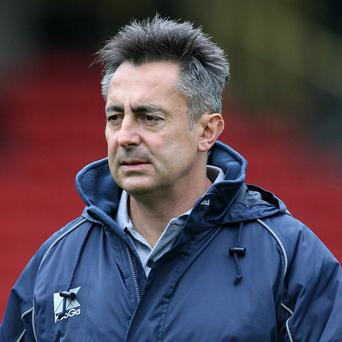 Nigel Davies was delighted with his Gloucester side after victory over London Irish