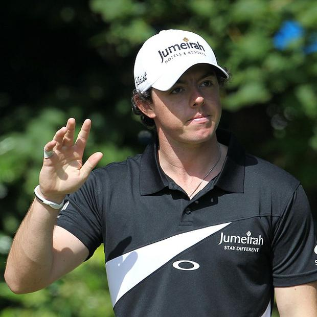 Rory McIlroy won the BMW Championship by two shots