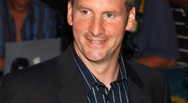 Chris Barrie starred as Gordon Brittas in The Brittas Empire
