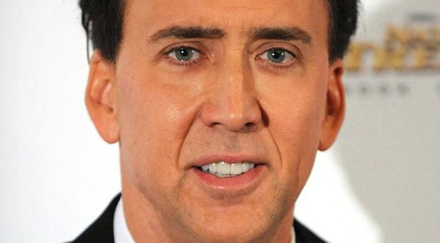 Nicolas Cage is being linked to the lead role in I Am Wrath