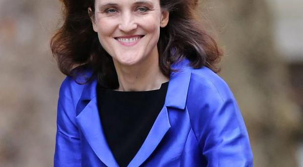 Theresa Villiers, the Secretary of State, is due to review party donations in October of next year.