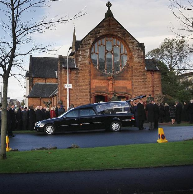 The cost of a funeral has increased by six per cent over the past year