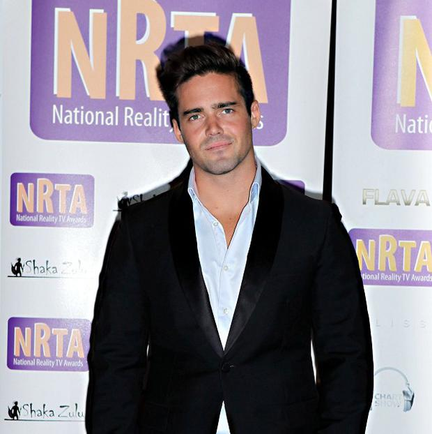 Spencer Matthews is rumoured to be back with Louise Thompson