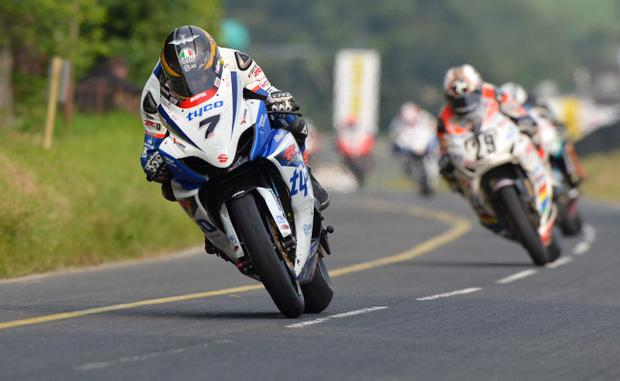 Guy Martin is aiming to win back the Scarborough Gold Cup this weekend