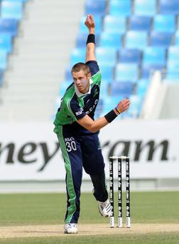 Boyd Rankin is quitting Ireland after the T20 World Cup in a bid to win his call-up to England