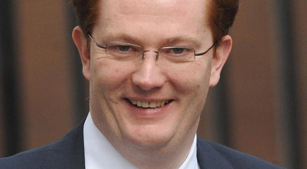 Danny Alexander says public sector pension reforms will cut the cost to taxpayers by nearly half