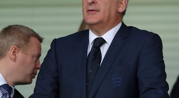 FA chairman David Bernstein said the Hillsborough disaster should never have happened.