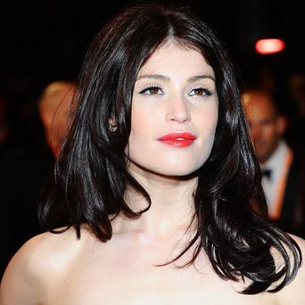 Gemma Arterton plays a vampire in new film Byzantium