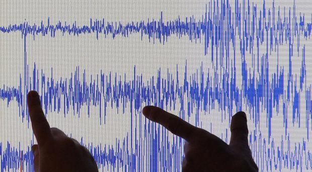 An undersea earthquake has hit western Indonesia