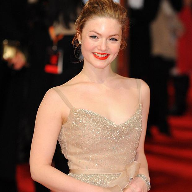 Holliday Grainger plays Estella in the latest Great Expectations remake