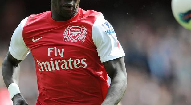 Arsene Wenger wants Bacary Sagna, pictured, to remain at Arsenal
