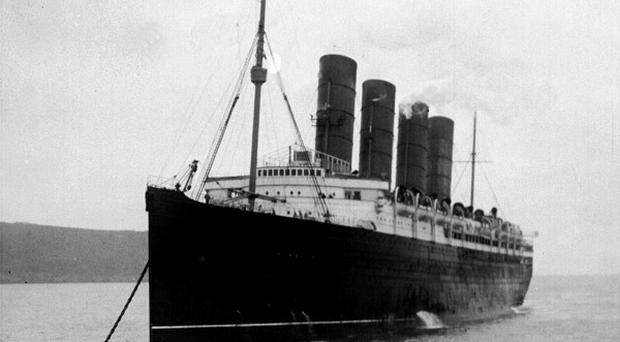 The owner of the Lusitania wreck still hopes to prove it was a secret munitions courier
