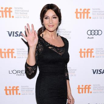 Monica Bellucci stars in new movie Rhino Season