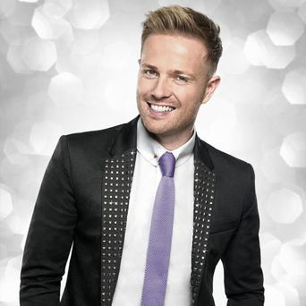 Nicky Byrne has signed up for this year's Strictly Come Dancing