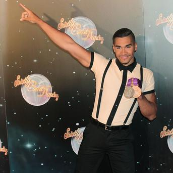 Olympian Louis Smith will take part in The Million Pound Drop