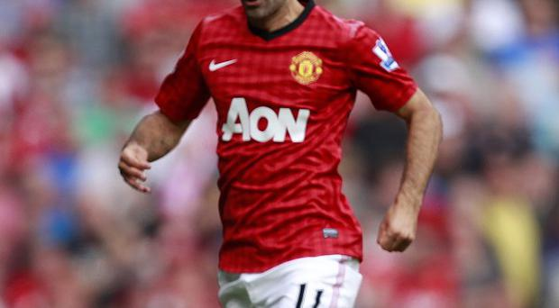 Ryan Giggs is not allowing himself to get frustrated