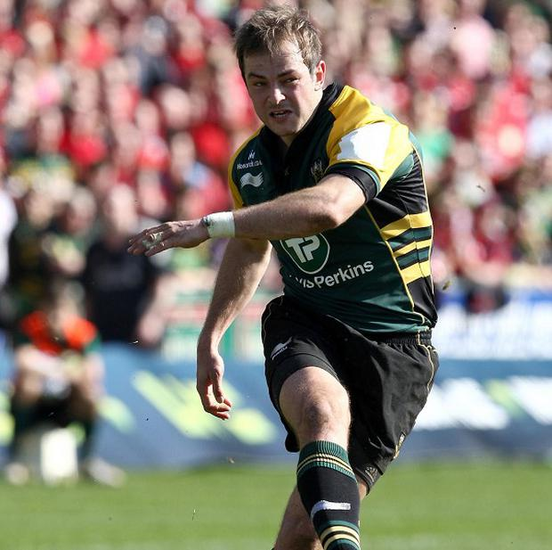 Stephen Myler kicked five penalties for Northampton