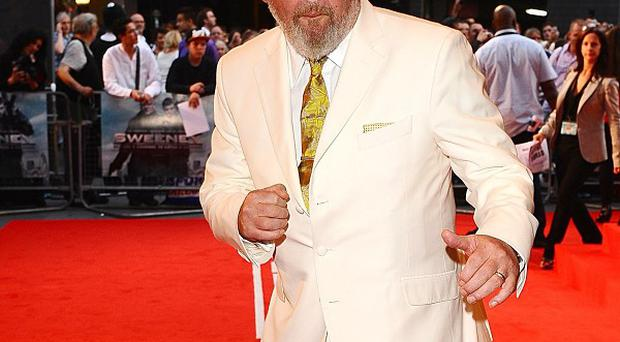 Ray Winstone doesn't mind baring all in his films