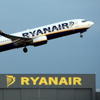 Large scale Ryanair expansion in Northern Ireland is prohibited by the cost of air passenger duty