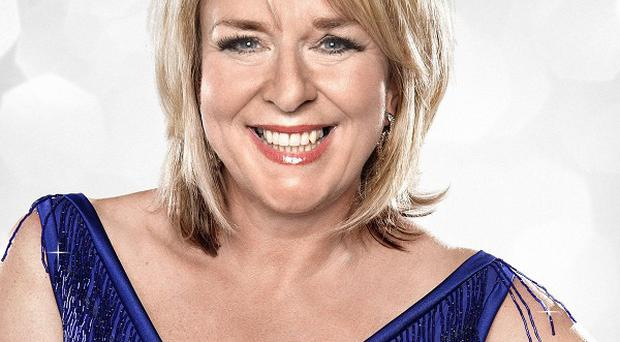 Fern Britton is one of this year's celebrity contestants in BBC1's Strictly Come Dancing
