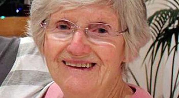 Delia Hughes was bludgeoned to death at her home in Southampton (Hampshire police/PA)