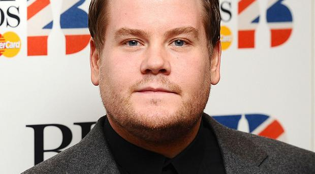 Actor James Corden has married fiancee Julia Carey in a no expense spared, star-studded ceremony in the countryside