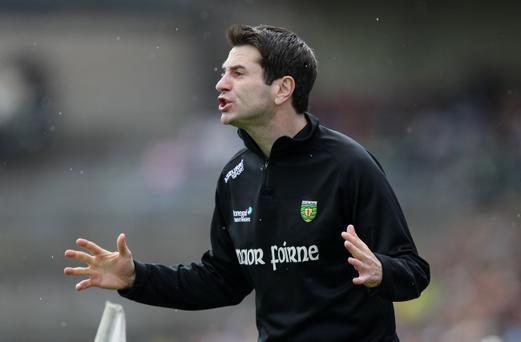 Donegal's assistant boss Rory Gallagher is confident