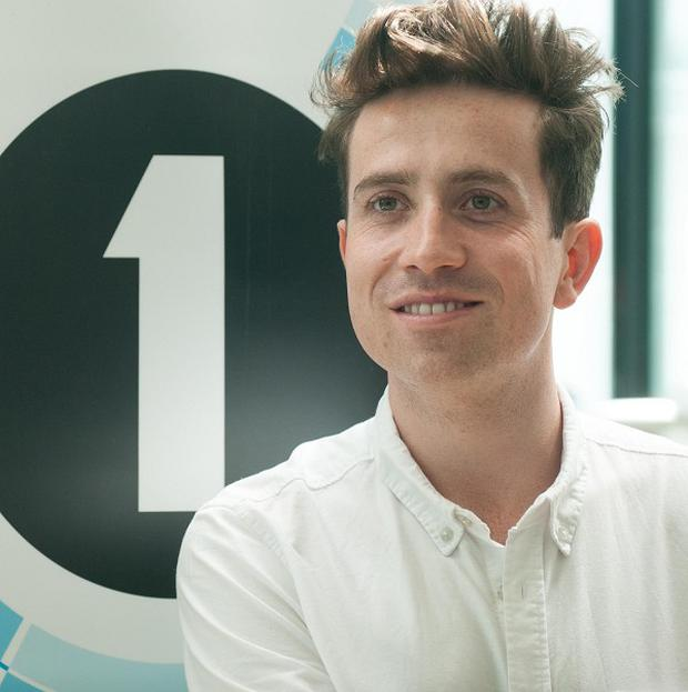 Nick Grimshaw is the new host of the Radio 1 Breakfast Show
