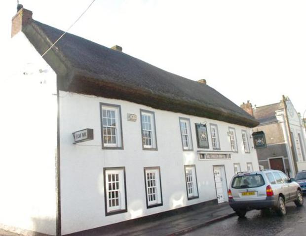 The Thatch Inn Bar, Broughshane