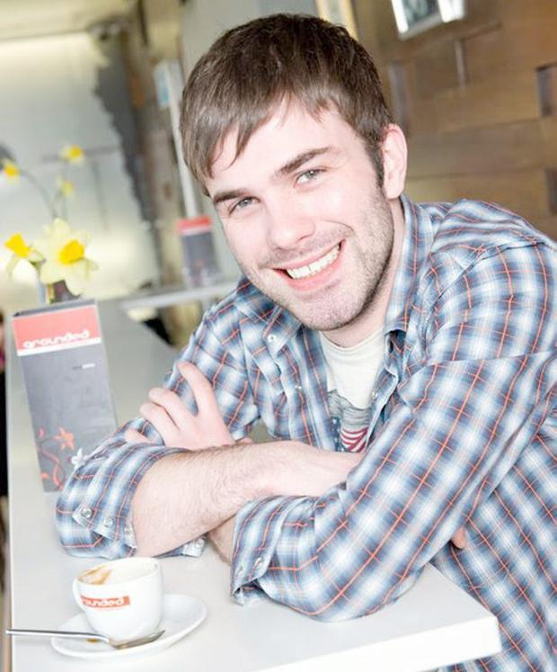 Graeme Finegan is the founder of Grounded Espresso Bars