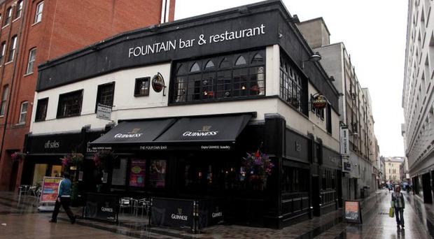 Fountain Bar & Restaurant
